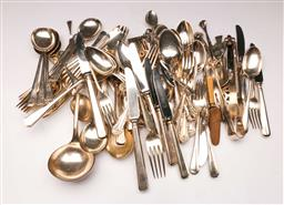 Sale 9110 - Lot 303 - Large collection of cutlery, some boxed