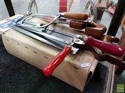 Sale 8493 - Lot 1041 - Collection of Vintage Hand Saws