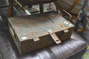Sale 8272 - Lot 1072 - Metal Ammo Box