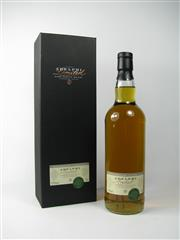 Sale 8329 - Lot 510 - 1x 1990 The Macallan Distillers 18YO Single Malt Scotch Whisky - bottled 2008 for Adelphi Archive, 52.8% ABV, 700ml in box