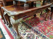 Sale 8465 - Lot 1044 - Timber Coffee table