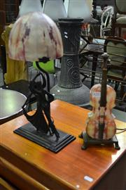 Sale 8127 - Lot 835 - Two Lamps