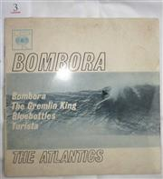 Sale 8431B - Lot 3 - Bombora by The Atlantics a 45rpm record. Bombora was one of 1963's biggest local Australian Hits – a record that made Australian Sur...