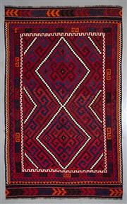 Sale 8545C - Lot 56 - Persian Kilim 283cm x 162cm