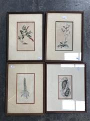 Sale 9045 - Lot 2067 - Group of  4 Antique Engravings