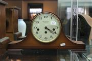 Sale 8189 - Lot 67 - Bulova Westminster Mantle Clock