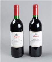 Sale 8379A - Lot 39 - 2 x 1997 Penfolds Old Vine Shiraz Grenache Mourvedre, Barossa Valley