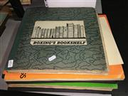 Sale 8659 - Lot 2320 - Collection of Boxing Scrap Books