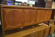 Sale 8350 - Lot 1088 - Nathan Circles Teak Sideboard