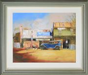 Sale 8309 - Lot 532 - Colin Parker (1941 - ) - Honeysets Store, The Turon 46 x 59cm