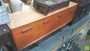 Sale 8350 - Lot 1085 - Jentique Teak Sideboard