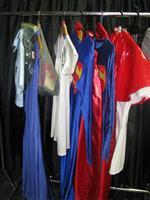 Sale 7926A - Lot 1813 - Male fantasy costumes, police and superhero