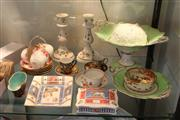 Sale 8189 - Lot 154 - Wedgwood Lion & Bone Ceramic Wares with Others incl. Japanese