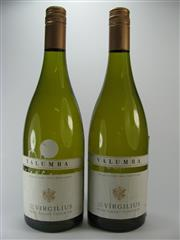 Sale 8238B - Lot 16 - 2x 2004 Yalumba The Virgilius Viognier, Eden Valley