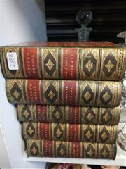 Sale 8659 - Lot 2388 - 5 Volumes Lyttons Novels incl. Lucretia, Caxtons; Night & Morning, The Pilgrims of the Rhine; The Last Days of Pompeii, G...