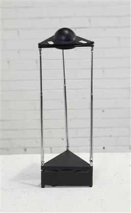 Sale 9171 - Lot 1076 - Post modern Kandido table lamp by F,A Porche for Luci lighting (adjustable height)