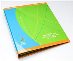 Sale 9164 - Lot 474 - Melbourne Commonwealth Games 2006 Uncirculated Coin Collection