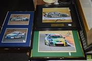 Sale 8509 - Lot 2078 - Collection of Racing Photos
