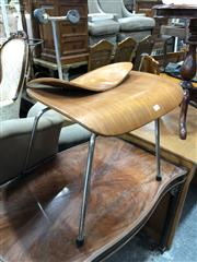 Sale 8854 - Lot 1057 - Vintage Ply DCW Chair