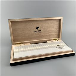 Sale 9217A - Lot 838 - Cohiba 50 Short Cuban Cigars - Limited Edition 2020, 50 cigars in humidor, in box
