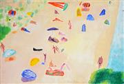 Sale 8309 - Lot 517 - Ken Done (1940 - ) - Chinamans Beach, 2007 61 x 92cm