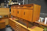 Sale 8350 - Lot 1044 - G-Plan Fresco Sideboard