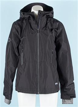 Sale 9091F - Lot 219 - A SUPERDRY ENDURANCE JACKET with front pockets, size xs