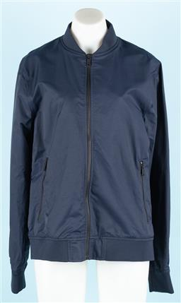 Sale 9091F - Lot 216 - A COUNTRY ROAD bomber jacket in midnight blue, size M