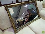 Sale 8545 - Lot 1042 - Gilt Framed Mirror