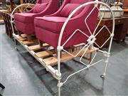 Sale 8724 - Lot 1064 - Single Metal Bed Frame