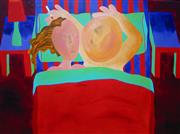 Sale 8825A - Lot 83 - Rebecca Pierce - The After Thought 89 x 120cm