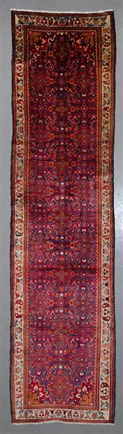 Sale 8545C - Lot 66 - Persian Hamadan 427cm x 90cm
