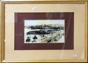 Sale 8678 - Lot 2062 - Bondi 1925, Framed