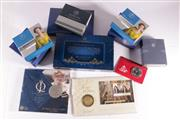 Sale 9035M - Lot 822 - Royal Family related proof sets and coins