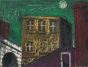 Sale 8847 - Lot 501 - James Montgomery Cant (1911 - 1982) - The Station, 1946 37 x 50cm