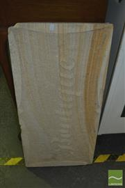 Sale 8380 - Lot 1062 - Sandstone Boutique Sign