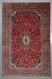 Sale 8545C - Lot 68 - Persian Kashan 380cm x 245cm