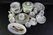 Sale 8849 - Lot 21 - Large Collection of Ceramics Incl. Royal Worcester, Royal Doulton and Others