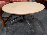 Sale 8904 - Lot 1035 - Round Eames Coffee Table