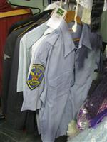 Sale 7926A - Lot 1825 - Male fantasy costumes, military and police uniforms