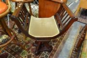 Sale 8523 - Lot 1012 - Unusual Piano Stool