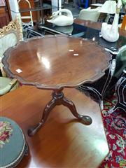 Sale 8566 - Lot 1390 - Timber Wine Table