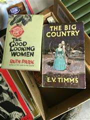 Sale 8659 - Lot 2401 - 7 Volumes incl. Park, R. One a Pecker Two a Pecker; Timms, E.V. Maelstrom; Park, R. The Power of Roses; etc