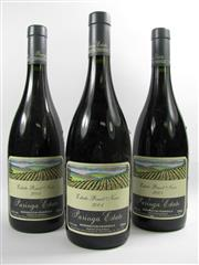 Sale 8278A - Lot 70 - 3x 2001 Paringa Estate Pinot Noir, Mornington Peninsula