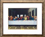 Sale 8298 - Lot 62 - MAD Magazine - The Last Supper