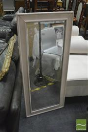 Sale 8398 - Lot 1093 - Timber Framed Mirror