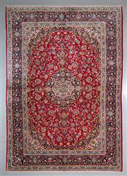 Sale 8545C - Lot 69 - Persian Kashan 392cm x 276cm