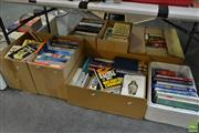 Sale 8563T - Lot 2251 - 7 Boxes of Various Books; Hard Covers & Paperbacks