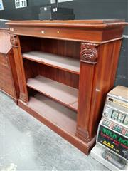 Sale 8697 - Lot 1003 - Open Bookcase