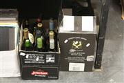 Sale 8169 - Lot 2228 - 2 Boxes of Various Wines
